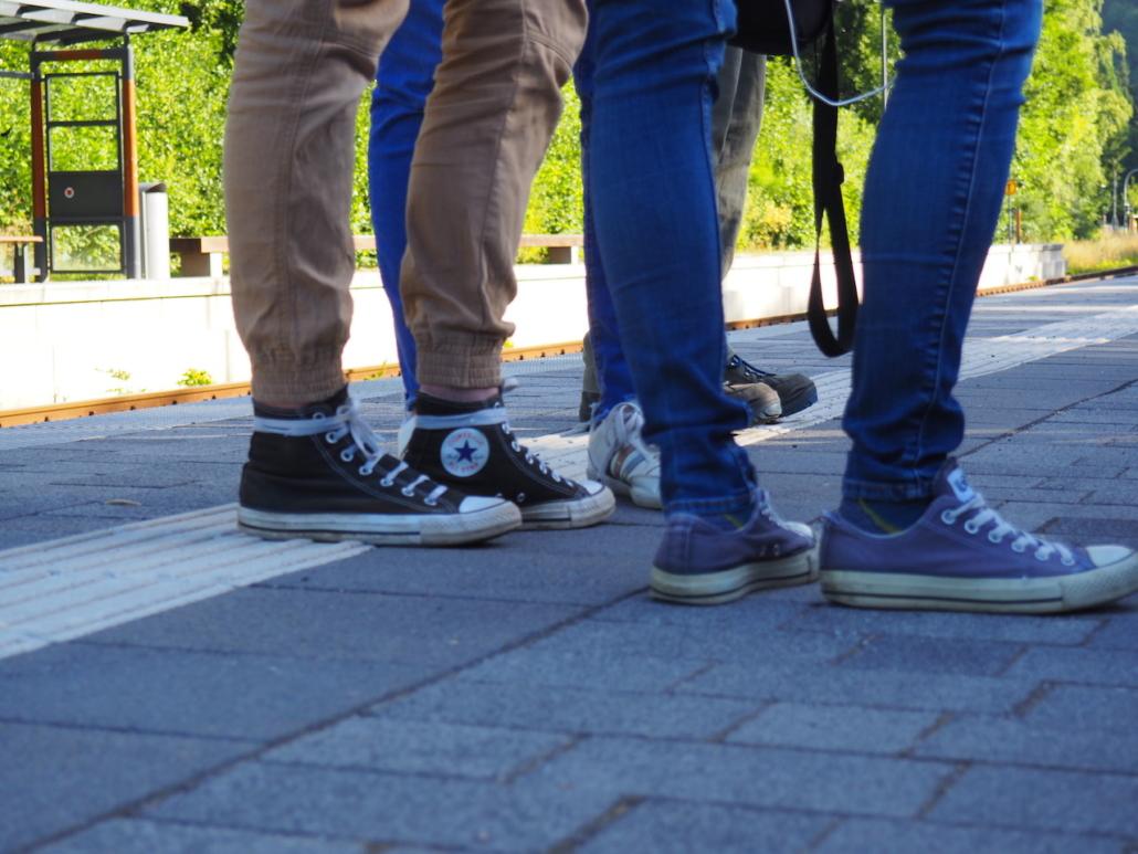 Soweit die Füße uns tragen