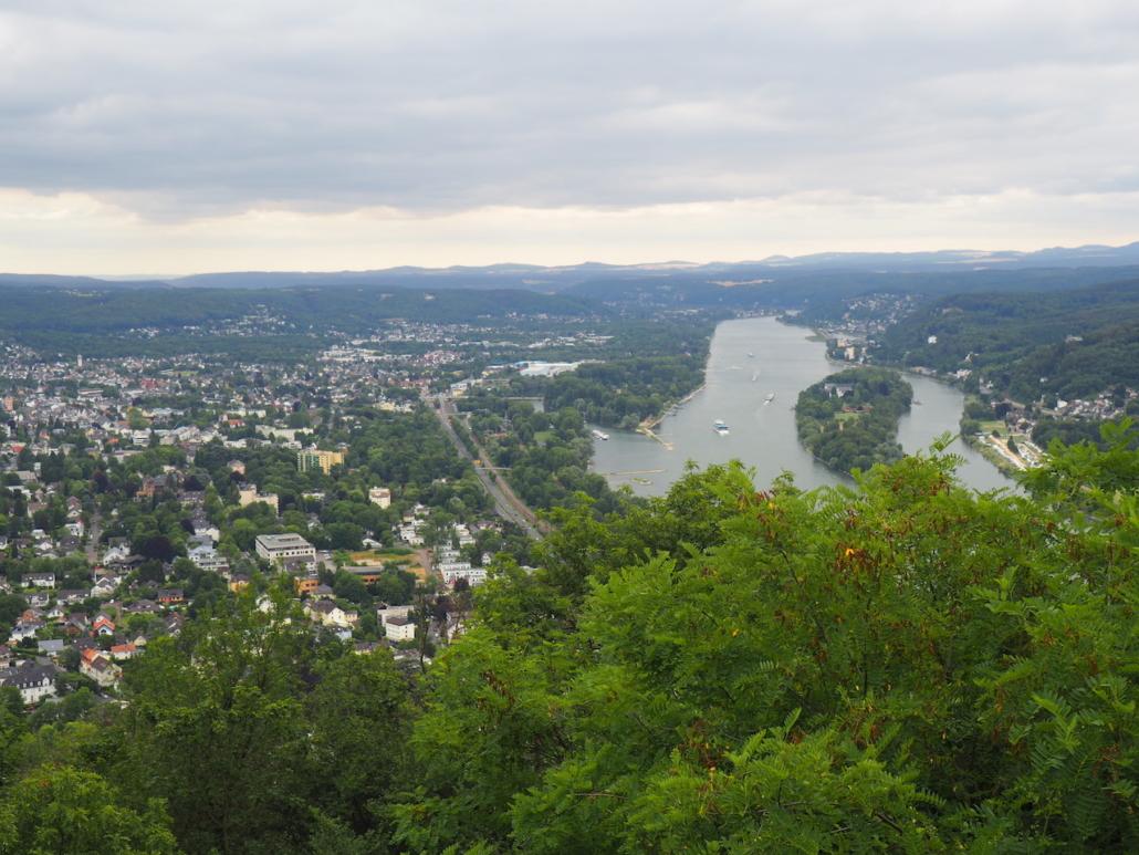 Wir sind in NRW... muss der Rhein sein