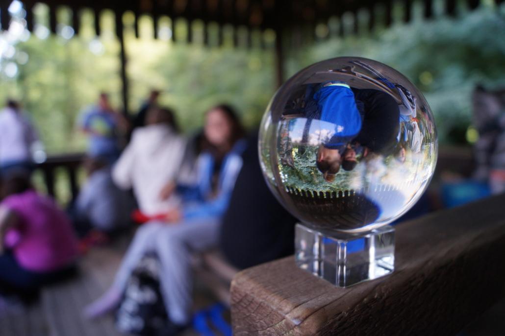 Ein Blick in die Glaskugel